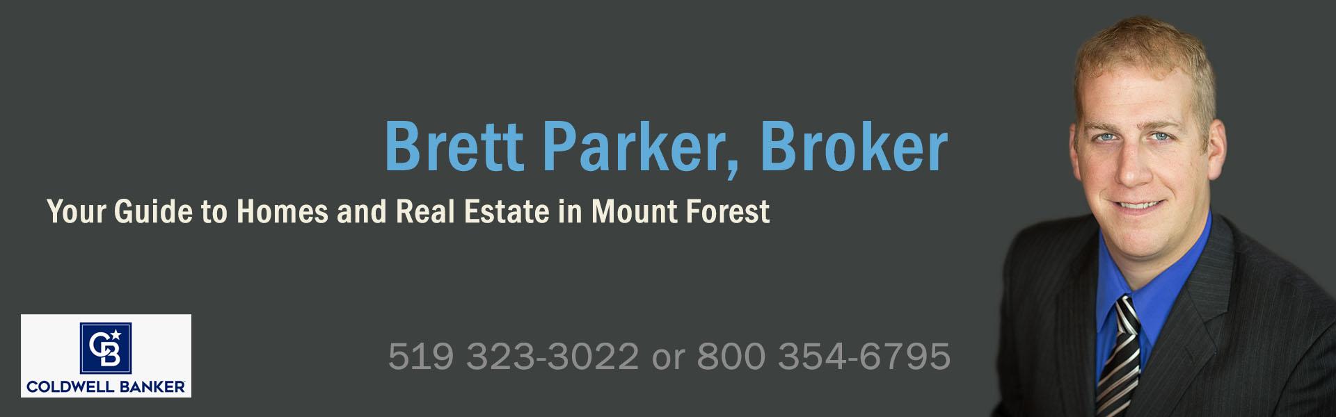 Brett Parker Broker